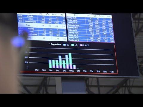 DB Schenker introducing Digital Signage