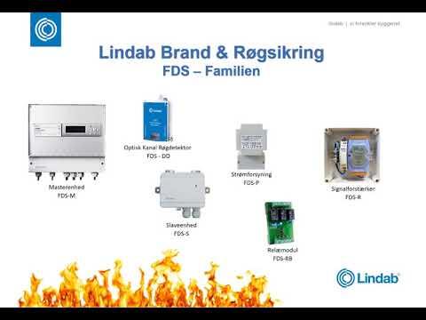Lindab Brand & Røgsikring