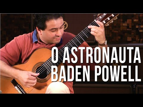 Baden Powell - O Astronauta