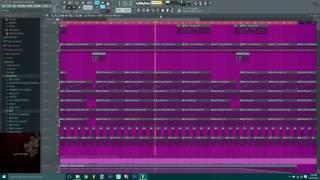 Rae Sremmurd -Black Beatles  ft. Gucci Mane ( Fl Studio Remake! ) + FLP