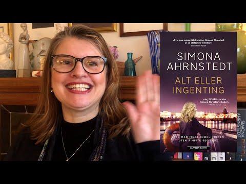 Alt eller ingenting er en underholdende roman fra Simona Ahrnstedt