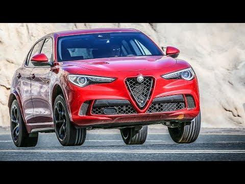 Alfa Romeo Stelvio Quadrifoglio (2018) A Kind of Ferrari SUV