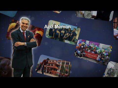 Polio Hero Aziz Memon