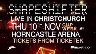 Shapeshifter Live in Christchurch!