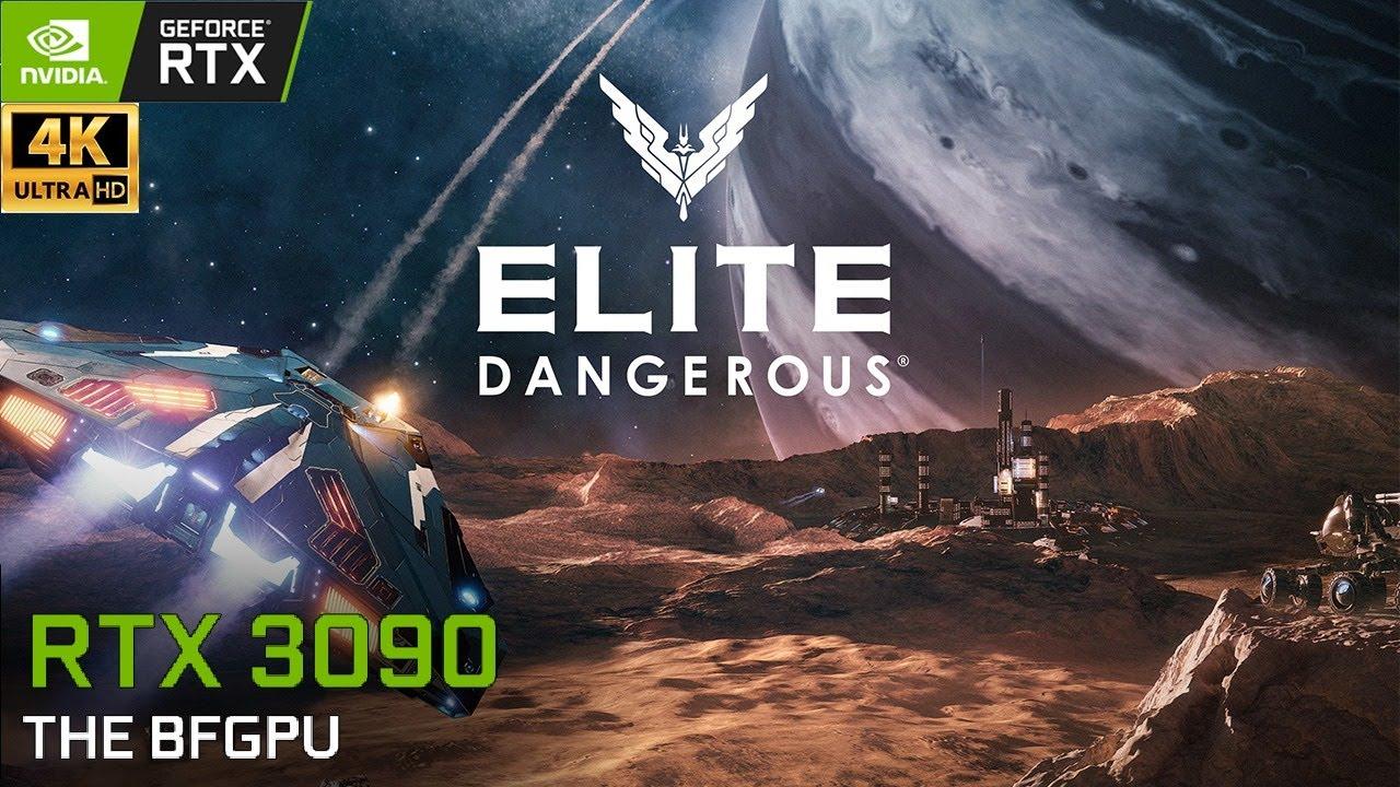 XenthorX - Elite Dangerous - Free on Epic Games Store   RTX 3090   Ultra   4K