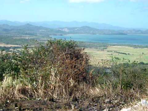 View of Salinas Bay from La Cruz, Guanacaste