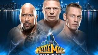 WWE WrestleMania XXIX (NY-NJ) Possible Theme Song Now Or Never- Outasight