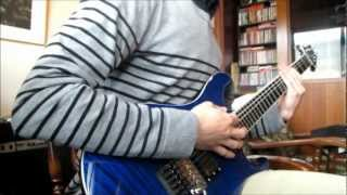 Nine Lashes - Get Back (Guitar Cover) HD