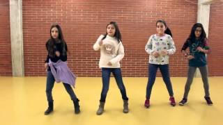 Zumba - El Mismo Sol - La Marató de TV3 2015 - Escola Mestre Marcel·lí Domingo