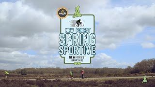 Wiggle New Forest Spring Sportive 2016 Video