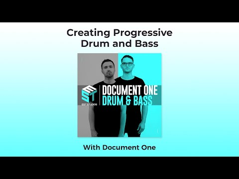 Document One Drum & Bass - EST Studios (Shogun Audio) Samples & Loops