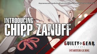 Guilty Gear: Strive closed beta test \'Starter Guide\' videos - Chipp Zanuff and Potemkin