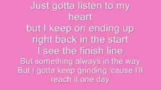 Listen to your Heart Remix Lyrics