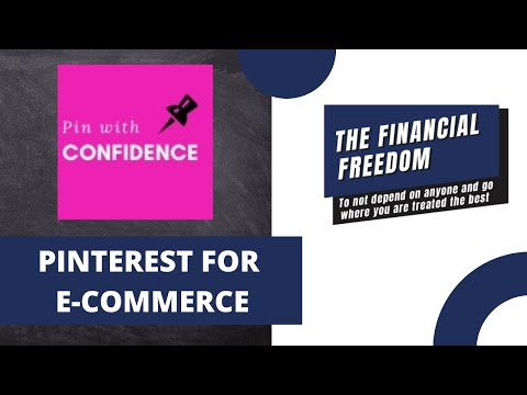 Pin With Confidence - Pinterest Strategy for e-commerce by Jille Hart