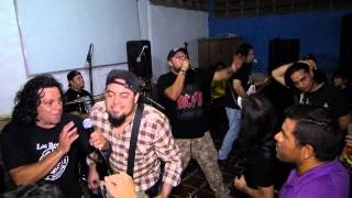Los Record - El Revelde (Cover La Renga - En Vivo)
