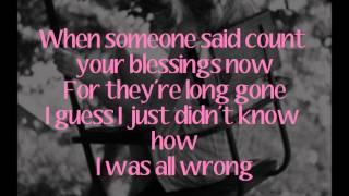 Pink - Who Knew (Lyrics)