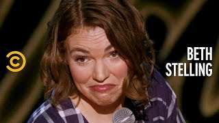Having Your Ex's Name Tattooed on Your Back - Beth Stelling