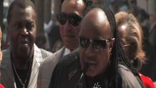 Smokey Robinson & The Miracles Get A Star! - HipHollywood.com