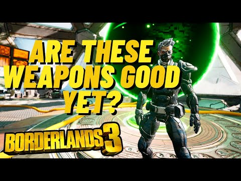 All 5 Weapon Buffs TESTED! Are They Good?? Borderlands 3
