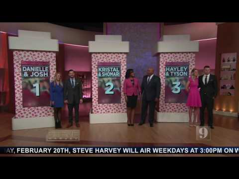Sandals Resorts - Featured on The Steve Harvey Show