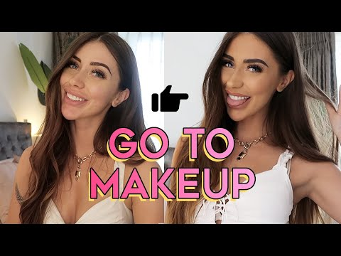 MY UPDATED EVERYDAY MAKEUP ROUTINE 2020 + LIFE CHAT GRWM