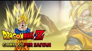 Dragon Ball Z - Goku Super Saiyan Theme Guitar Cover