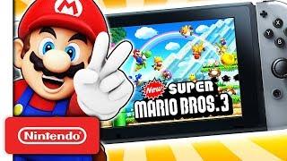 New Super Mario Bros. 3 SWITCH   E3 Prediction Bingo