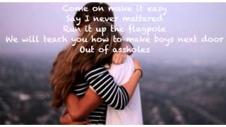 Fall Out Boy: Young Volcanoes- Lyrics