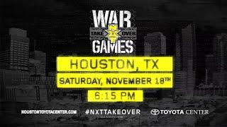 Tickets de NXT TakeOver: WarGames a la venta