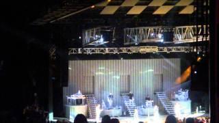 Easy Rascal Flatts W/ Sara Evans Flatts Fest 2011 DTE Energy 8/4/11 Detroit