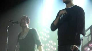 """""""De l'ombre et la Lumière"""" live Lille"""