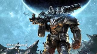 Nick Tzios - Mechanized (Apocalyptic Electronic Rock Hybrid)