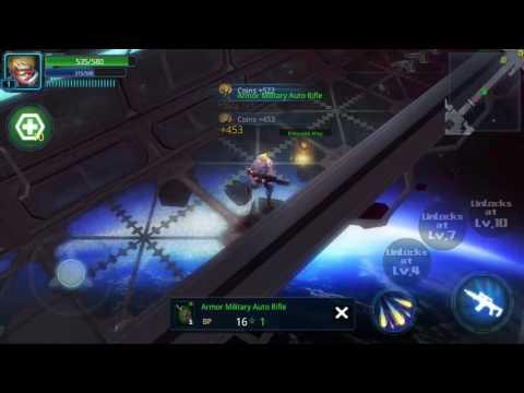 Raid:Dead Rising HD Gameplay (Android)