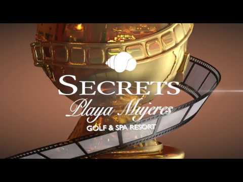 2017 Golden Globes Watch Party at Secrets Playa Mujeres Golf & Spa Resort