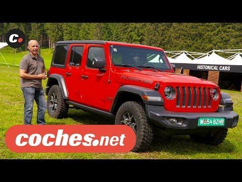 Jeep Wrangler 2018 | Primera Prueba / Test / Review en español | coches.net