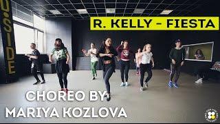 R.Kelly - Fiesta   Dancehall choreography by Maria Kozlova   D.Side Dance Studio