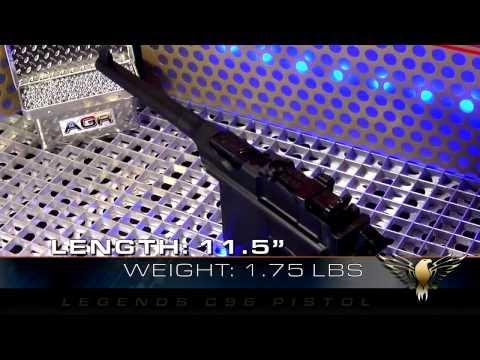 Video: Legends C96 CO2 BB Pistol - Airgun Reporter Episode #108  | Pyramyd Air