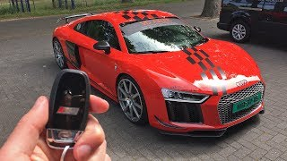 802HP MTM Audi R8 V10 Plus SUPERCHARGED – ONBOARD ACCELERATIONS!