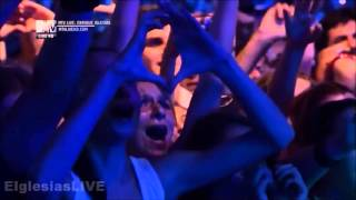 Enrique Iglesias - Ring My Bells (live) @ MTV World Stage in Batumi 2011