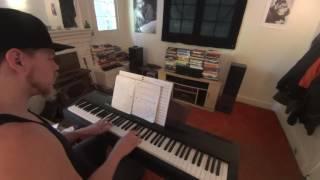 Jay-Z Feelin it Piano Cover