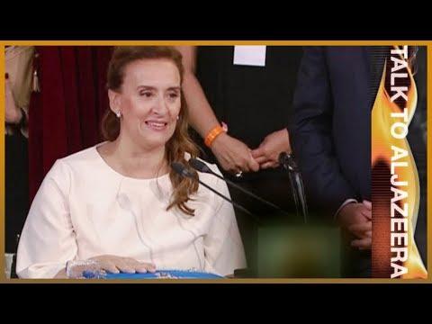 Gabriela Michetti: 'We told the truth'  - Talk to Al Jazeera