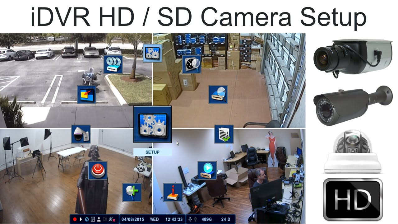 Security Camera System Installation Cost Redan GA