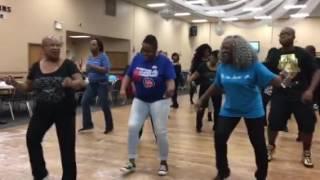 Doin' Me Line Dance @ Dorchester (Chicago) - New Orleans, LA