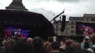 On My Own - Les Misérables - West End Live 2013 - Carrie Hope Fletcher