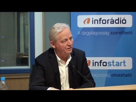 InfoRádió - Aréna - Tarlós István - 1. rész - 2019.10.10.