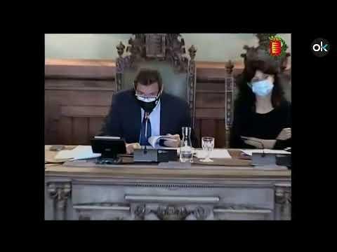 Sigue en directo la sesión ordinaria del Ayuntamiento de Valladolid