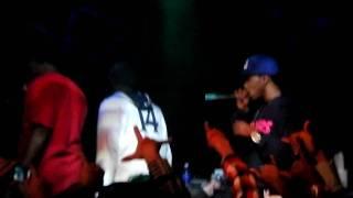 Curren$y feat. Smoke DZA & Big K.R.I.T. - Skybourne (Live)