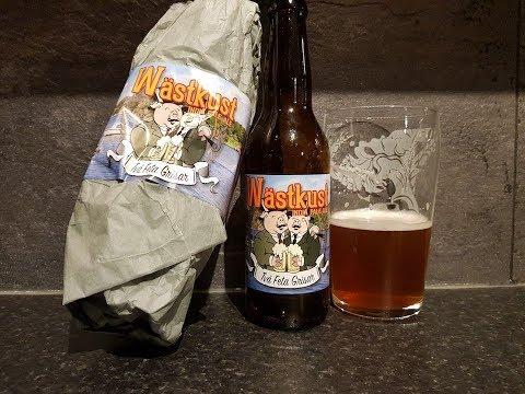 Wästkust American IPA By Två Feta Grisar | Swedish Craft Beer Review