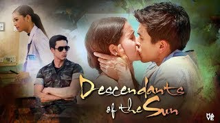 "Nadech & Yaya - Descendants of the Sun Thai FMV ""You Are My Everything"""