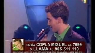 Miguel Ángel Palma - Gala 18 - Portuguesiña - Se Llama Copla